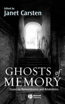 Ghosts of Memory (Innbundet)