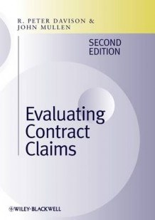 Evaluating Contract Claims av R.Peter Davison og John Mullen (Innbundet)