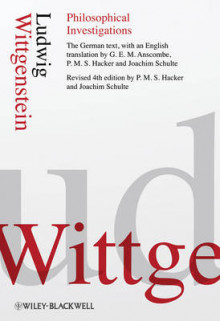 Philosophical Investigations av Ludwig Wittgenstein (Innbundet)