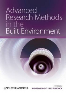 Advanced Research Methods in the Built Environment (Heftet)