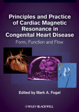Omslag - Principles and Practice of Cardiac Magnetic Resonance in Congenital Heart Disease