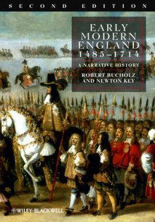 Early Modern England 1485-1714 av Robert Bucholz og Newton Key (Heftet)