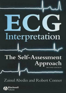 ECG Interpretation av Zainul Abedin og Robert Conner (Heftet)