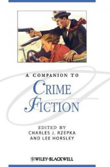 A Companion to Crime Fiction (Innbundet)