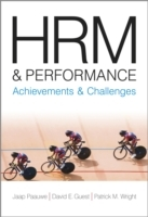 HRM and Performance (Heftet)