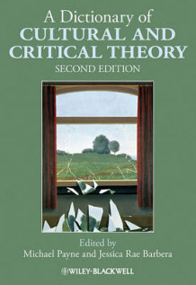 A Dictionary of Cultural and Critical Theory (Innbundet)