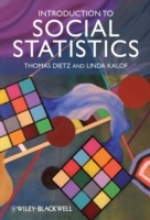 Introduction to Social Statistics av Thomas Dietz og Linda Kalof (Innbundet)