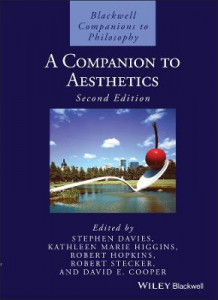 A Companion to Aesthetics (Innbundet)