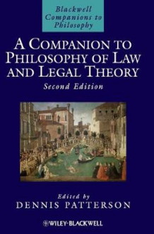 A Companion to Philosophy of Law and Legal Theory (Innbundet)
