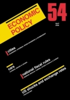 Economic Policy (Heftet)