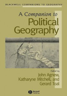 A Companion to Political Geography (Heftet)
