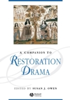 A Companion to Restoration Drama (Heftet)