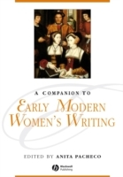 A Companion to Early Modern Women's Writing av Arturo Pacheco (Heftet)