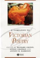 A Companion to Victorian Poetry (Heftet)