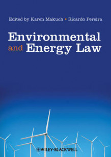 Environmental and Energy Law (Innbundet)