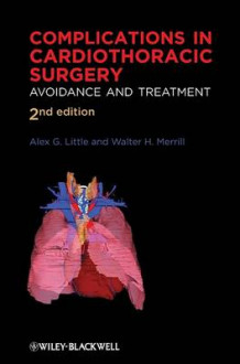Complications in Cardiothoracic Surgery (Innbundet)