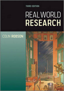 Real World Research av Colin Robson (Innbundet)