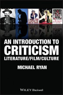 An Introduction to Criticism av Vincent F. Rocchio og Michael Ryan (Heftet)