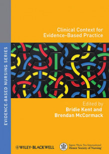 Clinical Context for Evidence-based Practice (Heftet)