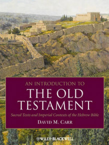 An Introduction to the Old Testament av David M. Carr (Innbundet)