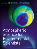 Atmospheric Science for Environmental Scientists av C. Nicholas Hewitt og Andrea V. Jackson (Innbundet)