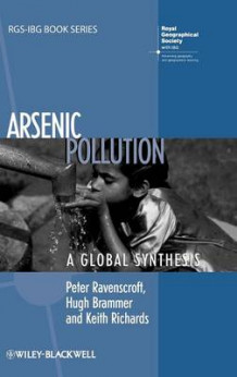 Arsenic Pollution av Peter Ravenscroft, Hugh Brammer og Keith Richards (Innbundet)