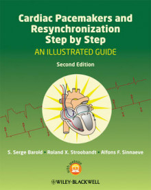 Cardiac Pacemakers and Resynchronization Step by Step av S. Serge Barold, Roland X. Stroobandt og Alfons F. Sinnaeve (Heftet)