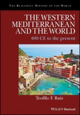 Omslag - The Western Mediterranean and the World