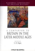 A Companion to Britain in the Later Middle Ages (Heftet)
