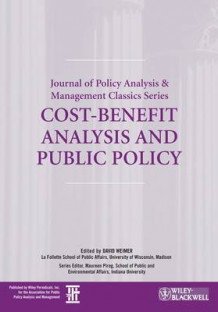 Cost-Benefit Analysis and Public Policy (Heftet)
