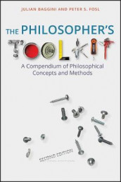 The Philosopher's Toolkit av Julian Baggini og Peter S. Fosl (Heftet)