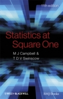 Statistics at Square One av Michael J. Campbell og T. D. V. Swinscow (Heftet)