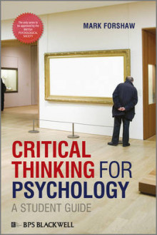 Critical Thinking for Psychology av Mark Forshaw (Heftet)