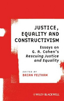 Justice, Equality and Constructivism (Heftet)