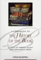A Companion to the History of the Book (Heftet)