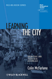 Learning the City av Dr Colin McFarlane (Innbundet)