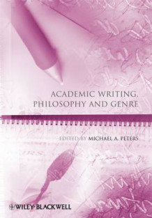 Academic Writing, Philosophy and Genre (Heftet)