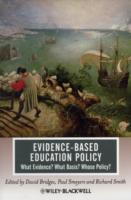 Evidence-Based Education Policy (Heftet)