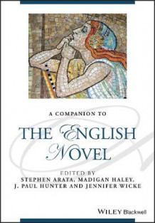 A Companion to the English Novel (Innbundet)