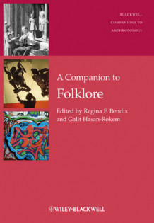 A Companion to Folklore (Innbundet)