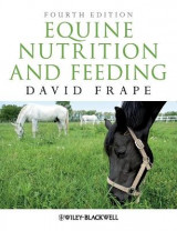 Omslag - Equine Nutrition and Feeding