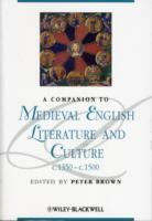 A Companion to Medieval English Literature and Culture, c.1350 - c.1500 (Heftet)