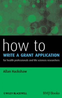 How to Write a Grant Application av Allan Hackshaw (Heftet)