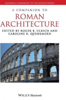 A Companion to Roman Architecture (Innbundet)