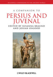 A Companion to Persius and Juvenal (Innbundet)