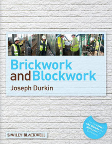 Brickwork and Blockwork av Joseph Durkin (Heftet)