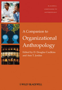 A Companion to Organizational Anthropology (Innbundet)