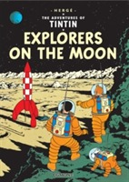 Explorers on the Moon av Herge (Heftet)