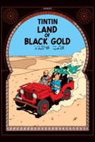 Land of Black Gold av Herge (Innbundet)