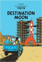 Destination Moon av Herge (Innbundet)